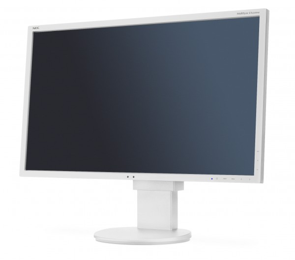 NEC MultiSync EA224WMi 21.5Zoll Full HD IPS Weiß Computerbildschirm