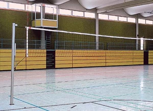 Volleyball-Netzpfosten Standard Set