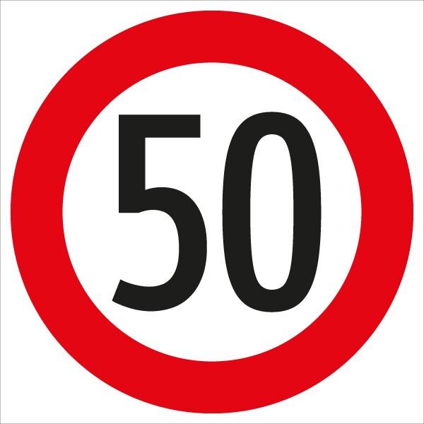 §52/10a Geschwindigkeitsbegrenzung 50 km/h