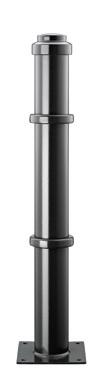 Design-Poller-Pfosten-Stahl-Metall-repr-sentativ