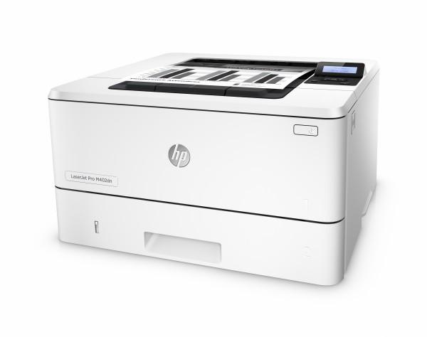 HP LaserJet Pro M402n 1200 x 1200DPI A4 Grau