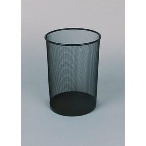 Papierkorb Concept Collection, f.Innen, rund, 19 l, schwarz