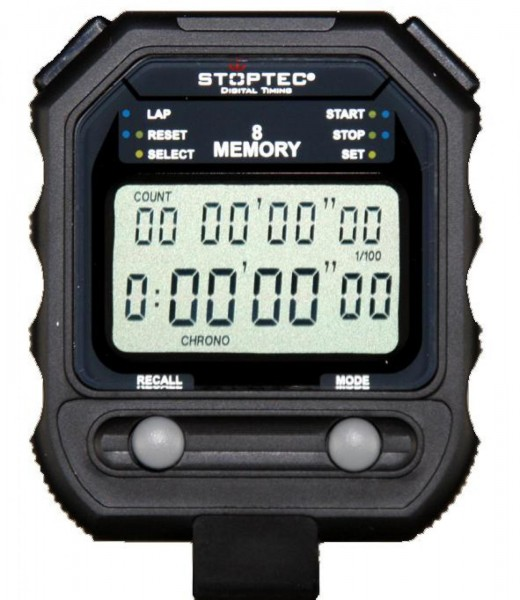 Stoppuhr STOPTEC PC-71
